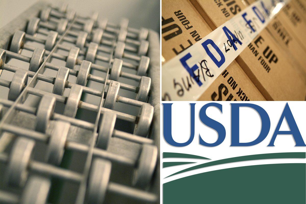 USDA IMPORT/EXPORTS